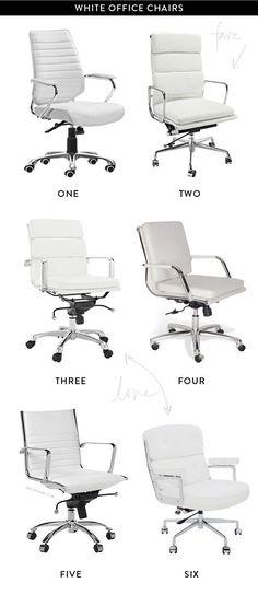 MY PLACE // Choosing an Office Chair - Meg Biram