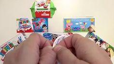 Huevos Sorpresa de Peppa Pig Mickey Mouse Frozen y Kinder ...
