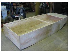 Flat Bottom Boat Plans