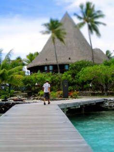 Bora Bora, Finding the Extraordinary in the Ordinary