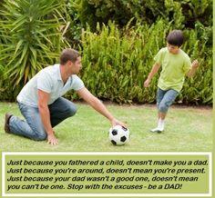 my kid has a good Dad!