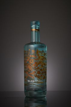 Silent Pool Gin - Graphis