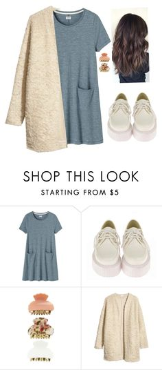 """""""Sin título #372"""" by mary-nava ❤ liked on Polyvore featuring moda, Toast, Retrò i H&M"""