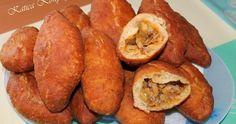 Quiche Muffins, Hungarian Cuisine, Garlic Bread, Food 52, Empanadas, Meat Recipes, Sweet Potato, Donuts, Sausage