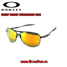 Oakley Crosshair Lunettes de soleil Black Frame feu oakleys Iridium 7616   Oakley  Sunglasses   Pinterest   Oakley 2ec2642144bb
