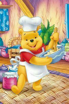 Illustration from Winnie the Pooh by A. Winne The Pooh, Cute Winnie The Pooh, Winnie The Pooh Quotes, Eeyore, Tigger, Disney Fun, Walt Disney, Winnie The Pooh Pictures, Cute Disney Wallpaper
