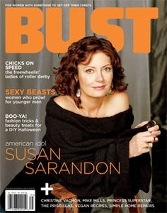 Susan Sarandon Oct/Nov 2005 Issue