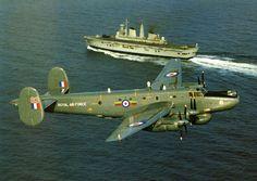 RAF SHACKLETON 8 SQUADRON