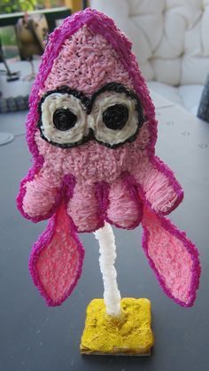Fun time with a Woomy for CallieMacN from Slaptoon created with 3D Pen