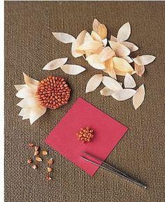 manualidades con semillas de maiz - Buscar con Google