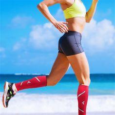 d0545b5bab 1PCS Running Calf Compression Socks Support Protector Cycling Leg Warmers  Football Shin Guard - $10.46 Free Shipping