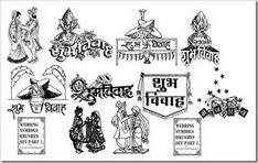 image result for indian wedding symbols