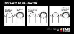 #humor #disfraz #halloween