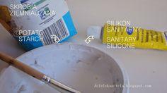 DIY TUTORIAL silicone mold jak zrobić silikonową formę foremka silikonowa diy cameo kamea diy | Anielska Aniela-Blog o przeróbkach i szyciu ubrań- Sewing and Refashion -Diy