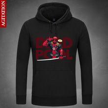 Moleton Deadpool Marvel com manga comprida e capuz //Price: $US $29.25 & FREE Shipping //    #tonystark #blackwidow