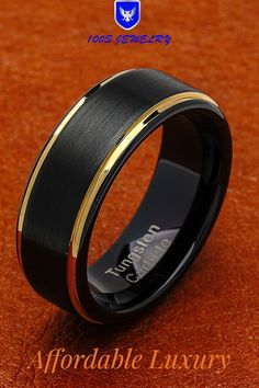 Professional Athletes Series Rings -Leading Brand Silicone Wedding Ring for Men KAUAI from The Latest Artist Design Innovations to Leading-Edge Comfort Band