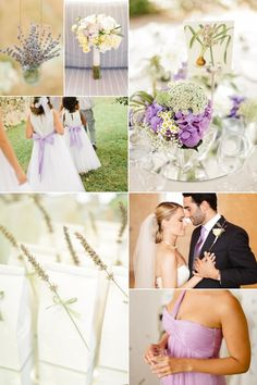 Inspirational Wedding Ideas 219: Lavender Chic - http://www.diyweddingsmag.com/inspirational-wedding-ideas-219-lavender-chic/