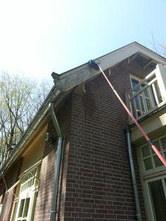 Houtwerk schoonmaken www.jcleaningservice.nl