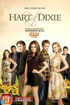 Photos - Hart of Dixie - Season 3 - Posters and Wallpapers - Hart of Dixie - Season 3 - Promotional Poster