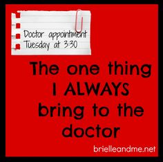 Special Needs child's parents need to bring this to the doctor Special Needs Kids, Appointments, The One, Bring It On, Medical, Children, Parenting Blogs, Parents, Organization