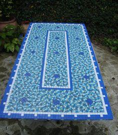 mozaiek tafel