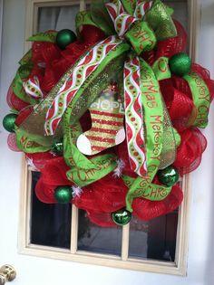 Christmas wreaths :-)