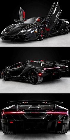 Exotic Sports Cars, Cool Sports Cars, Cool Cars, Bugatti, Maserati, Sports Cars Lamborghini, Best Lamborghini, Lamborghini Concept, Lamborghini Veneno