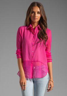 BAILEY 44 Skeet Shooting Shirt in Pink at Revolve Clothing - Free Shipping!