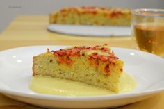 sea buckthorn almond cake n