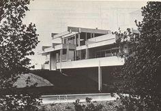 Paul Rudolph, Micheel Residence - 1972   Flickr - Photo Sharing!