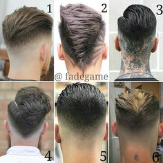 "Gefällt 1,397 Mal, 39 Kommentare - ✳ MEN'S HAIRSTYLES HAIRCUTS ✳ (@hairstylesmenofficial) auf Instagram: ""Show your support ! Checkout this instagram page and follow @fadegame. There are a ton of meshair…"""