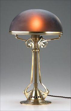 German Jugendstil Table Lamp  http://i00.i.aliimg.com/photo/v0/11108482/German_Jugendstil_Table_Lamp.jpg