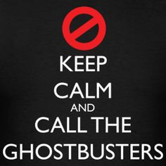 #ghostbusters