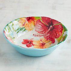 Painted Pottery, Pottery Painting, Ceramic Painting, Melamine Dinnerware, Tableware, Pasta Piedra, Flower Market, Rv Life, Ceramic Plates