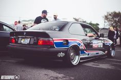 #BMW_M3_E36 #Slammed #Bagged #AirLift #Stance #Modified