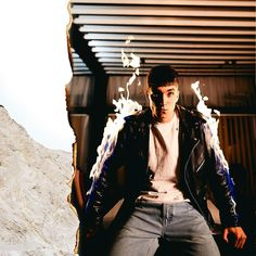"Nik Tendo on Instagram: ""Křest alba 7 & Sbohem Roxano už zítra v Sasazu - Praha 🔥 bude to obrovský! Těšim se na Vás! ❤️ pár posledních lístků na @ticketportalcz…"" Cute Guys, Tatoos, Nike, Concert, Celebrities, Praha, Boys, Instagram, Style"