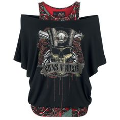 Europe's for rock & metal band merchandise, movie, TV & gaming merch & alternative fashion. Teen Girl Outfits, Punk Outfits, Fashion Outfits, Womens Fashion, Loose Shirts, Cute Shirts, Printed Shirts, Cute Comfy Outfits, Cool Outfits