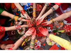 Rishi Panchami Nepal  http://www.myholidaynepal.com/blog/category-Culture-and-Festival/rishi-panchami-festival/