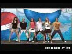 RBD Pepsi Comercial en Espanol