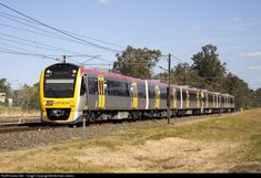 RailPictures.Net Photo: SMU 261 Queensland Rail EDI/Bombardier 260 Series Suburban Multiple Unit at Queensland, Australia by Michael James