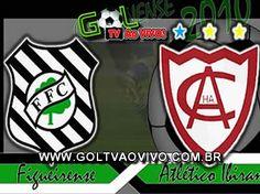 Assistir Figueirense x Atlético de Ibirama Hermann ao vivo 18h30 Campeonato Catarinense