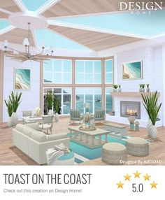 House Furniture Design, Home Furniture, Creation Homes, My Design, House Design, Am Meer, Star Designs, Houzz, Designer
