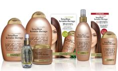 Surviving In A Gluten Filled World: Organix Haircare-Food Free Friday