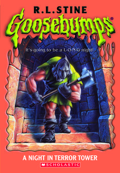 Goosebumps A Night in Terror Tower