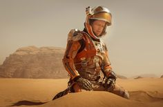 "Is #JourneytoMars realistic? Well, at least, ""The Martian"" is great cinema."