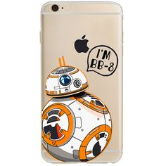 Case Star Wars I'M BB-8 Droid Robot for iPhone 6 6S – Movee Case