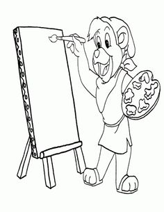 gummi bears coloring pages 11