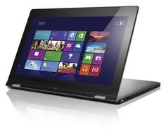 Lenovo IdeaPad Yoga 13 Windows 8 hybrid tablet-laptop