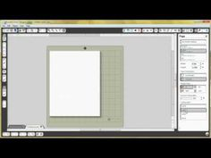 Page Tool Windows.  This tutorials shows all the different options that can be made in the page tools window in the Silhouette Studio®. Some features include changing the size of the mat and paper. Short video with good information.