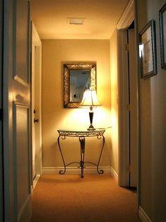 narrow corridor ideas - Google Search